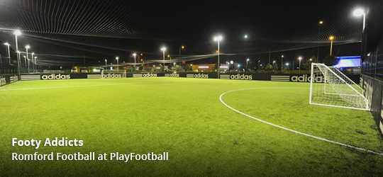 PlayFootball - Romford