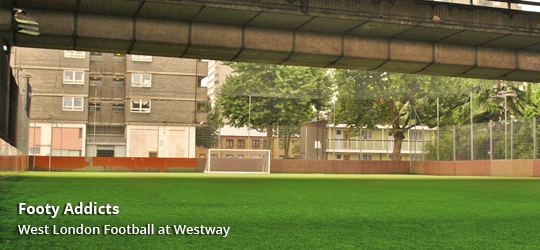 Westway  Sports Centre Football